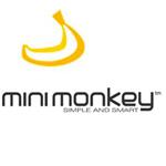 De minimonkey is een stoere draagdoek, die je kunt gebruiken als buikdrager, heupdrager en boxhangmat