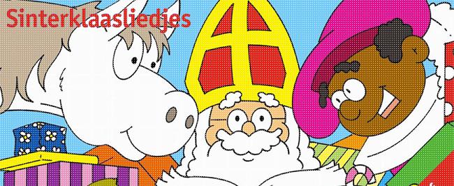 Sinterklaas liedjes